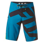 Fox Dive Closed Circuit Mens Boardshorts, Reef, medium