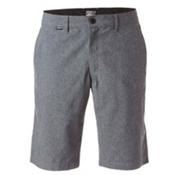 Fox Essex Tech Stretch Mens Hybrid Shorts, Charcoal Heather, medium