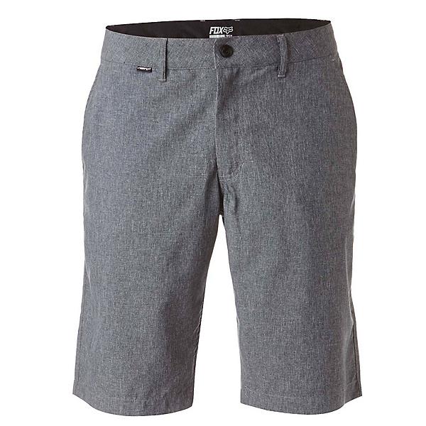 Fox Essex Tech Stretch Mens Hybrid Shorts, Charcoal Heather, 600