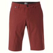 Fox Essex Tech Stretch Mens Hybrid Shorts, Cranberry, medium