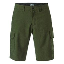 Fox Slambozo Pro Mens Shorts, Military, 256
