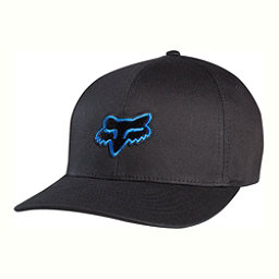 Fox Legacy Flexfit Hat, Black-Blue, 256