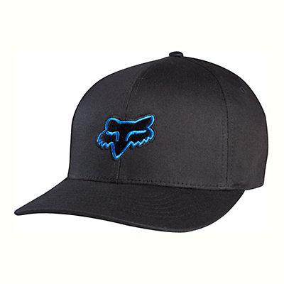 Fox Legacy Flexfit Hat, Black-Blue, viewer