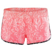 Hurley Rosewater Beachrider Supersuede Womens Board Shorts, Atomic Pink, medium