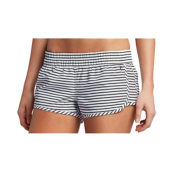Hurley Stripe Beachrider Supersuede Womens Board Shorts, , 600