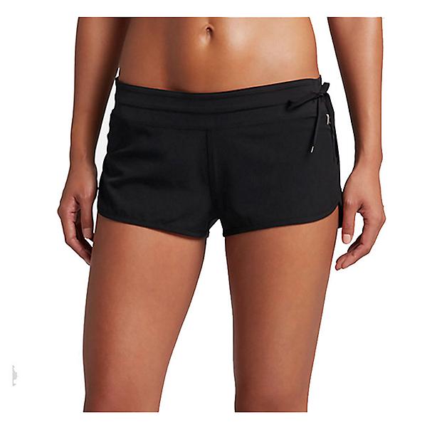 Hurley Phantom Beachrider Womens Board Shorts, Black, 600