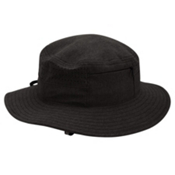 Hurley Surfari Hat, Black, medium