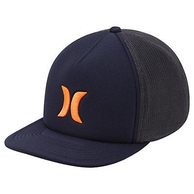 Hurley Blocked 3.0 Trucker Hat, Tart, viewer