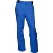 Karbon Silver Mens Ski Pants, Empire-Black, medium