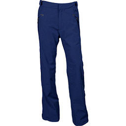 Karbon Dial Mens Ski Pants, Navy-Blue-Pu Film, 256