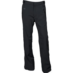 Karbon Dial Mens Ski Pants, Black-Charcoal-Pu Film, 256