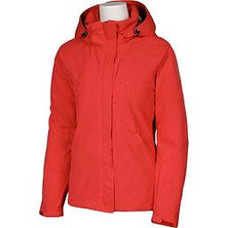 Karbon Amethyst Womens Insulated Ski Jacket, Paradise-Paradise, 256