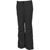 Karbon Pearl Womens Ski Pants, Black, medium