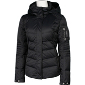 Karbon Ion Womens Insulated Ski Jacket, Black, medium