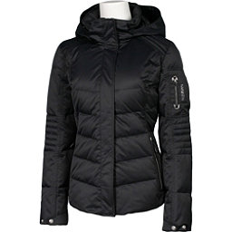 Karbon Ion Womens Insulated Ski Jacket, Black, 256