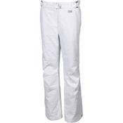 Karbon Conductor Womens Ski Pants, Arctic White, medium