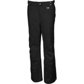 Karbon Conductor Womens Ski Pants, Black, medium