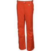 Karbon Conductor Womens Ski Pants, Persimmon, medium