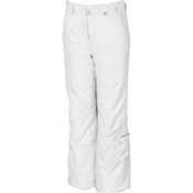Karbon Luna Girls Ski Pants, Arctic White, medium