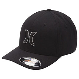 Hurley Black Suits Hat, Cool Grey, 256