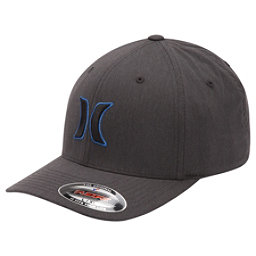 Hurley Black Suits Hat, Blue Moon, 256