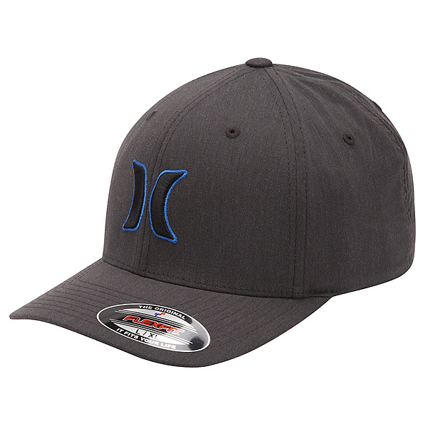 Hurley Black Suits Hat, Blue Moon, 600