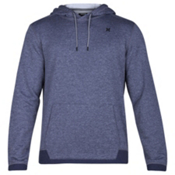 Hurley Dri-Fit Disperse Pullover 2.0 Mens Hoodie, Obsidian, medium