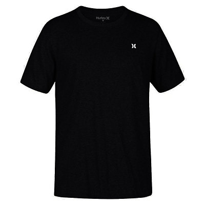 Hurley Icon Dri-Fit Mens T-Shirt, Black, viewer