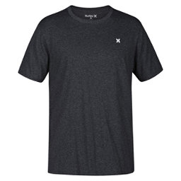 Hurley Icon Dri-Fit Mens T-Shirt, Charcoal Heather, 256