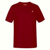 Hurley Icon Dri-Fit Mens T-Shirt, Gym Red, medium