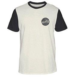 Hurley Grindy Pittsburgh Mens T-Shirt, Sail, 256