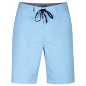 Hurley One And Only Heather 2.0 Mens Boardshorts, Vivid Sky, medium