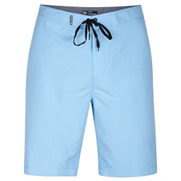 Hurley One And Only Heather 2.0 Mens Board Shorts, Vivid Sky, 256