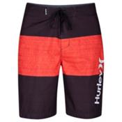 Hurley Bahia Mens Boardshorts, Mahogany, medium