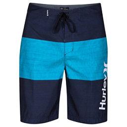 Hurley Bahia Mens Board Shorts, Obsidian, 256