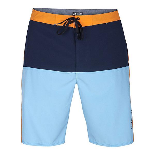 Hurley Phantom Beachside Outtake Mens Board Shorts, Vivid Sky, 600