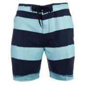 Hurley Phantom Beachside Brother Mens Board Shorts, Obsidian, medium