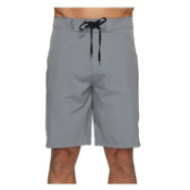 Hurley Phantom One And Only 20 Inch Mens Board Shorts, Cool Grey, medium