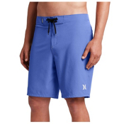 Hurley Phantom One And Only 20 Inch Mens Board Shorts, Blue Moon, medium
