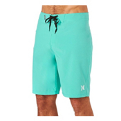 Hurley Phantom One And Only 20 Inch Mens Board Shorts, Bright Aqua, medium