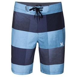 Hurley Phantom Kingsroad Mens Board Shorts, Blue Moon, 256