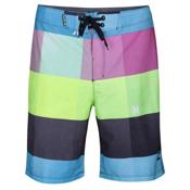 Hurley Phantom Kingsroad Mens Board Shorts, Multi, medium
