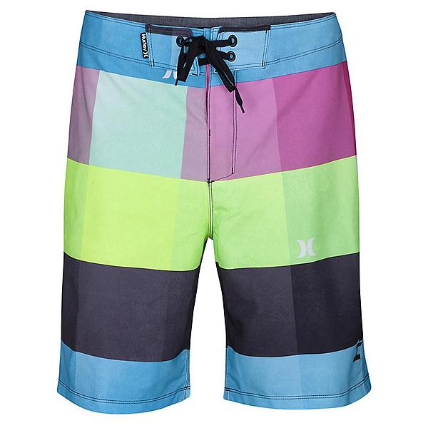 Hurley Phantom Kingsroad Mens Board Shorts, Multi, 600