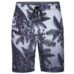 Hurley Phantom Colin Mens Board Shorts, Black, 256