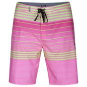 Hurley Phantom Peters Mens Board Shorts, Neon Pink, medium