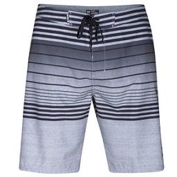 Hurley Phantom Peters Mens Board Shorts, Black, 256