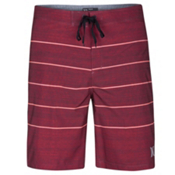 Hurley Phantom Pinline Mens Board Shorts, Gym Red, medium