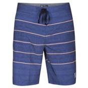 Hurley Phantom Pinline Mens Board Shorts, Blue Moon, medium