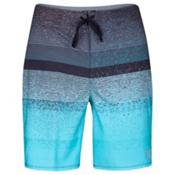 Hurley Phantom Zion Mens Board Shorts, Bright Aqua, medium