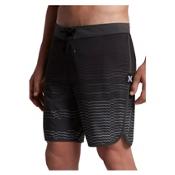 Hurley Phantom Block Party Speed Mens Board Shorts, Black, medium